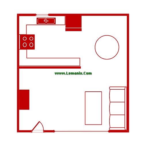 Visio Shapes Home Plan Templates And Stencils