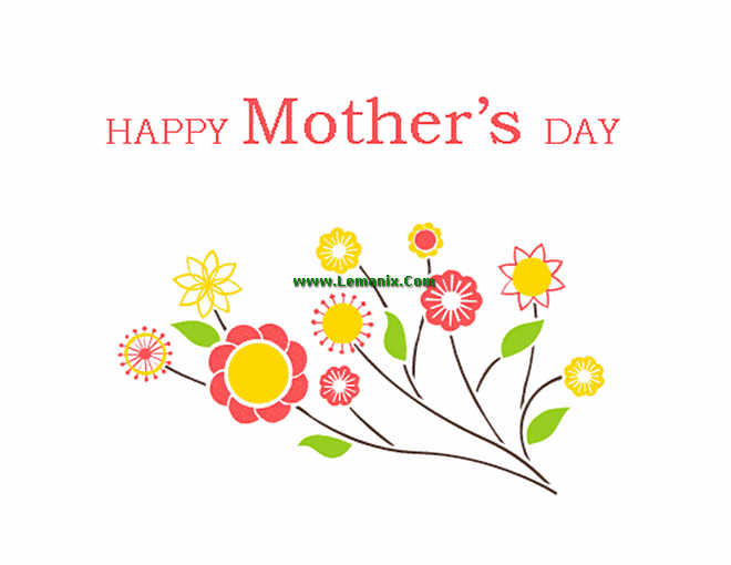 Mother's Day Card Microsoft Publisher Templates