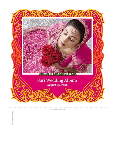 Free Publisher Templates Wedding Photo Album