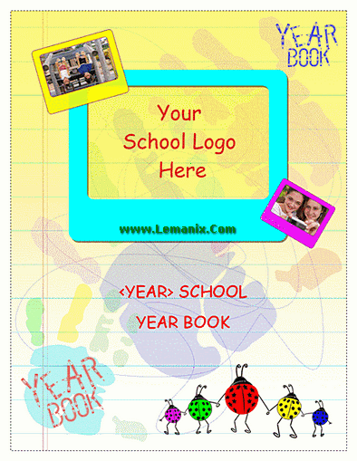 Student Yearbook Microsoft Publisher Templates For Publisher 2013