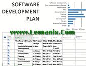 Software Development Project Management Plan Template