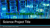 Powerpoint Themes For Science Project