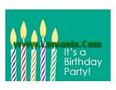 Birthday Invitations Free Microsoft Publisher Templates