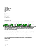 Reference Letter Templates For Professional Employee
