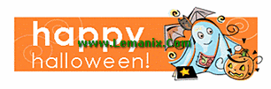 Halloween Stickers Microsoft Publisher Templates