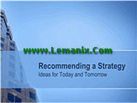 Business Strategy Powerpoint Themes