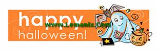Halloween Stickers Microsoft Publisher Templates