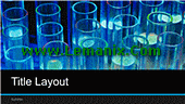 Laboratory Science Powerpoint Themes