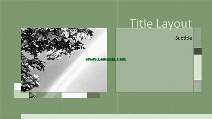 Seasons In Sage Powerpoint Themes