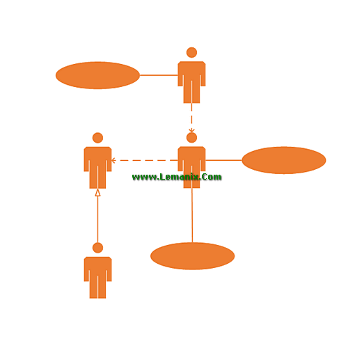 Visio Shapes Uml Use Case And Stencils
