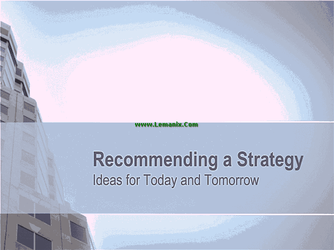 Business Strategy Powerpoint Themes 02