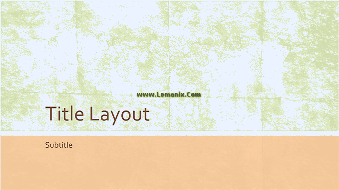 Earth Powerpoint Themes 04