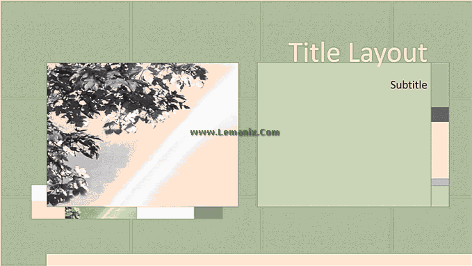 Seasons In Sage Powerpoint Themes 02