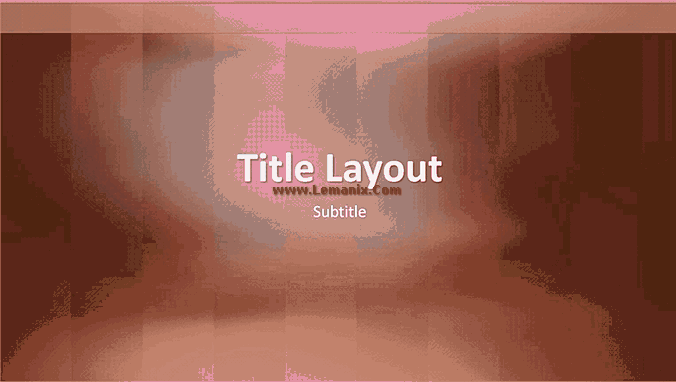 Vertical Lexicon Powerpoint Themes 02